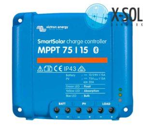SmartSolar reulator MPPT 75-15